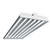 Lithonia MJA24 6 54T5HO T1X12 MVOLT 1/41/2GEB10PS Fluorescent Fixture, High Bay, (6) F54T5HO
