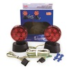 Grote 65720-5 Towing Kit, Magnetic Base, LED, 12 Volt