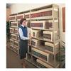 Edsal AF7612S Open Shelf Filing, Starter, Tan