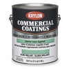 Krylon K027K21227250-16 Inter Latex, Foundation Gray, Eggshel, 1gal