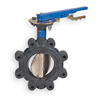 Nibco LD31103 5 Butterfly Valve, Lug, 5 In, Ductile Iron
