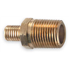 Pureflow 60520 Adapter, PEX x MNPT, Bronze, 1/2 x 1/2 In