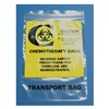 Elkay 3CUF4 Chemo Waste Bag, Clear, 9 In. L, PK 1000