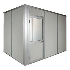 Porta-King VK1STL 8'x8' 3-Wall