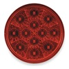 Optronics STL23RBPG Stop/Turn/Tail, LED, 4-5/16 In, Red