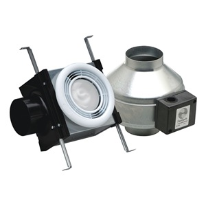 Fantech Exhaust Fan Kit with Light, 8-1/2 In. L at Sears.com
