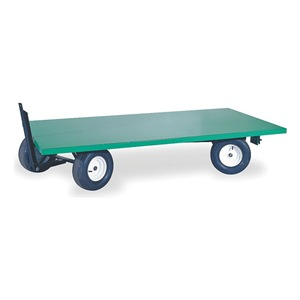 Valley Craft Four-Wheel-Steer Trailers, 4000 lb. at Sears.com