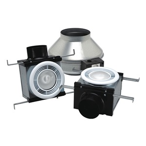 Fantech Exhaust Fan Kit with Light, 8 In. L at Sears.com