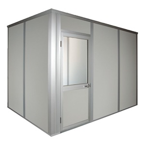 Porta-King VK1STL 12&#39;x12&#39; 3-Wall