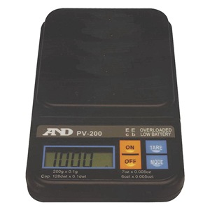 A&D Weighing PV-500