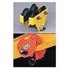 Wesco 272159 Hoist Trolley, Manual, Cap1T, Min Rad 70In