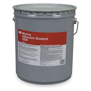 3m 5200 marine adhesive sealant instructions