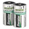 Energizer NH50BP-2 Rechargeable Battery, 2500mAh, PK 2