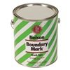 Nelson Paint 29 5 GL WHITE Boundary Marking Paints, White, 1 gal.
