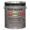 Rust-Oleum 242253 Alkyd EnamelBlackGloss, 1gal
