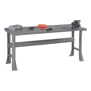Tennsco Fixed Leg Workbench, 48Wx30Dx33-1/2In at Sears.com