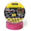Stanley 3ZGK8 Electric Tape, 3/4 In, 66 Ft, 7 Mil, Violet