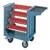 Lista B220-B-30 Tool Transporter, 36-1/2 In. H, Steel