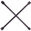 "Custom Accessories 84422 22"" Black Sae Lug Wrench"