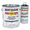 Rust-Oleum 9892419-1501 Finish and Activator Kit, White, Urethane