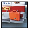 Pelican 1600EMS ORANGE EMS Case, Orange, 24.25 x 19.43 x 8.68 In