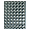 Wearwell 478.12X3X5GY MATTING ANTI-SLIP DRAIN 3FT X 5FT GRAY