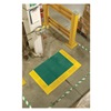 Wearwell 465.78X30X48GNYL Anti-Fatigue Mat, Wet Area, 2 1/2 x 4 Ft.