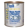 Flitz Premium Polishing Products CA 03518-6 Multi Purpose Cream, Size 2 lb., Can