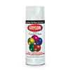 Krylon K01301A00 Spray Paint, Crystal Clear, 12 oz.