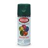 Krylon K02001A00 Spray Paint, Hunter Green, 12 oz.