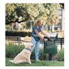 DOGIPOT 1001-2 Pet Waste Station, Bag Dispenser, Green
