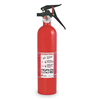 Kidde 21006401 Fire Extinguisher, Dry, ABC, 1A:10B:C