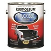 Rust-Oleum 248916 Truck Bed Coating, Black, Gallon