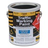 Rae 7300-01 Marking Paint, Yellow, 1 gal., Pack of 4