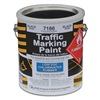 Rae 7186-01 Marking Paint, Black, 1 gal., Pack of 4