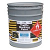Rae 7186-05 Marking Paint, Black, 5 gal.