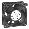 Ebm 3214JH Axial Fan, 24VDC, 3-5/8In H, 3-5/8In W