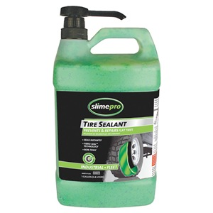 Slime Tire Sealant, Jug with Pump, 1 gal. at Sears.com