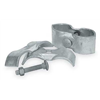 Approved Vendor 1GBF4 Panel Clamp Set, 3-10/77 In. L
