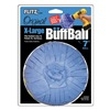 Flitz Premium Polishing Products WB201 Buffing Ball, 7 In Dia.