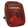 Truck-Lite Co Inc 5316Y101 Multi Funtion Lamp, Rectangle, Red