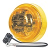 Truck-Lite Co Inc 10275Y3 Clearance/Marker, Round, LED, Yellow