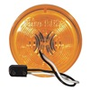 Truck-Lite Co Inc 30200Y Clearance/Marker, Round, Yellow