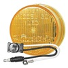 Truck-Lite Co Inc 30250Y Clearance/Marker, Round, LED, Yellow