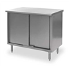 Eagle Group CB3060SE Enclosed Table, 60 W x 30 D x 34 1/2 H In