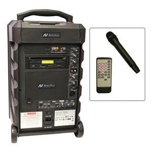 Amplivox Sound Systems SW800