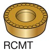 Sandvik Coromant RCMT 12 04 M0       235 Carbide Turning Insert, RCMT 12 04 M0 235, Pack of 10