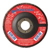 United Abrasives-Sait 78009 Arbor Mount Flap Disc, 4-1/2in, 80, Medium