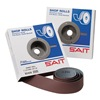 United Abrasives-Sait 81820 Abrasive Roll, J Weight, 180G