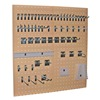 Kennedy 99853 Toolboard Hook Assortment, 60 Piece